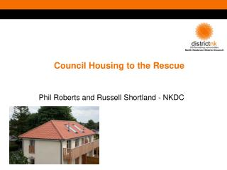 Council Housing to the Rescue