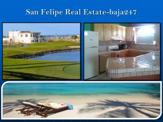 San Felipe Real Estate-baja247