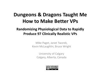 Dungeons  & Dragons  Taught Me How to Make Better VPs