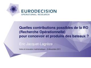 Eric Jacquet-Lagrèze