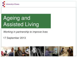 Ageing and Assisted Living