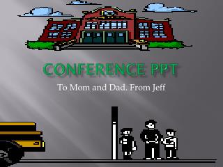 Conference ppt