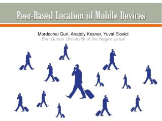 Peer-Based Location of Mobile Devices