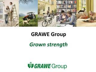 GRAWE Group Grown strength