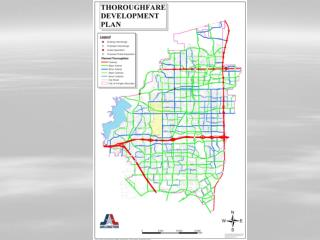 2025 Thoroughfare Plan