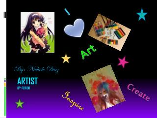 Artist 8 th  PERIOD