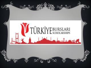 ABOUT TURKIYE SCHOLARSHIP