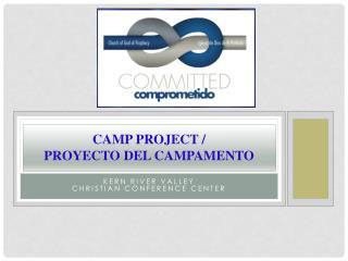 Camp Project / proyecto  del  Campamento
