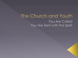 The Church and Youth