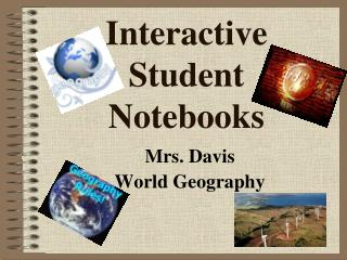 Interactive Student Notebooks