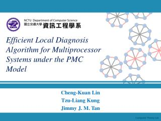 Efficient Local Diagnosis Algorithm for Multiprocessor Systems under the PMC Model