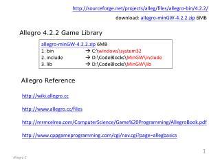 sourceforge/projects/alleg/files/allegro-bin/4.2.2 /