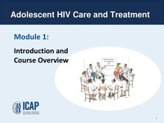 Adolescent HIV Care and Treatment