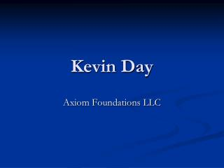 Kevin Day