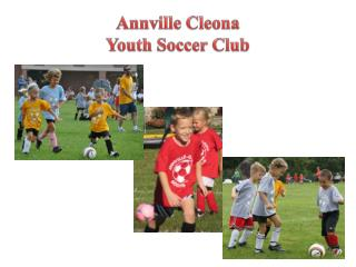 Annville Cleona  Youth Soccer Club