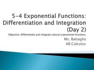 Ms.  Battaglia AB  Calculus