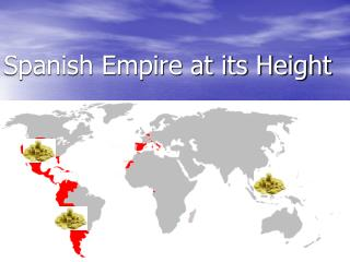 Spanish Empire at its Height