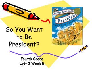 Fourth Grade Unit 2 Week 5