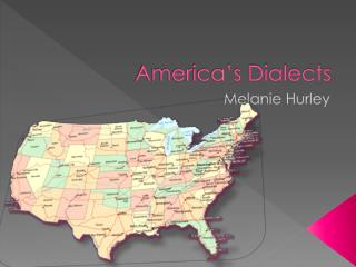 America's Dialects