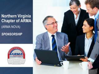 Northern Virginia  Chapter of ARMA