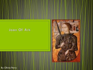 Joan Of Ark