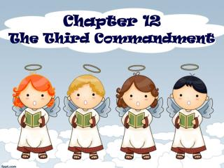Chapter 12 The Third Commandment