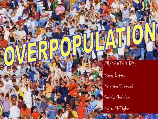 A Definition of Overpopulation