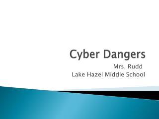 Cyber Dangers