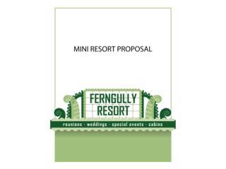 Mini Resort Proposal