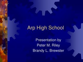 Arp High School