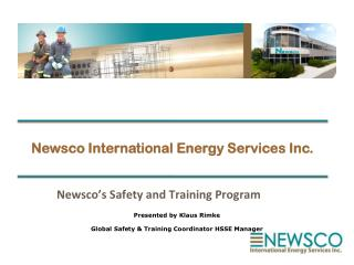 Newsco's Safety and Training Program
