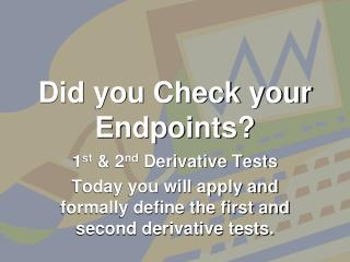 Did you Check your Endpoints?