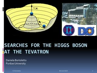 Searches for the Higgs Boson at the  TEVatron