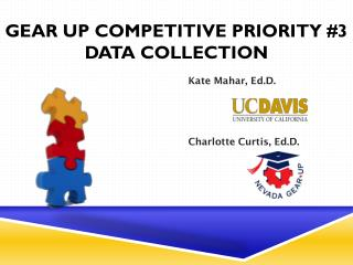 GEAR UP COMPETITIVE PRIORITY #3 DATA COLLECTION