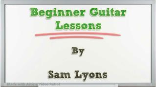 ppt 32548 Beginner Guitar Lessons