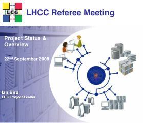 LHCC Referee Meeting