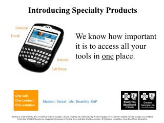 We know how important it is to access all your tools in one place.