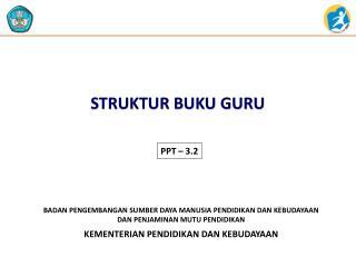 STRUKTUR BUKU GURU
