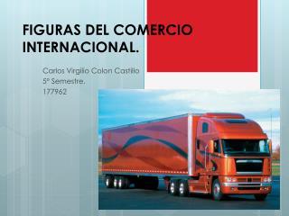 FIGURAS DEL COMERCIO INTERNACIONAL.