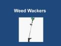 Weed Wackers