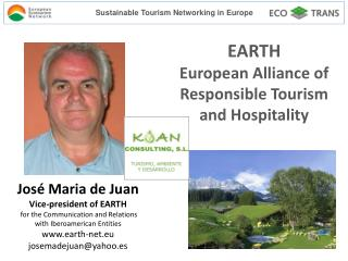 EARTH  European  Alliance of Responsible Tourism and  Hospitality
