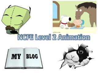 NCFE Level 2 Animation
