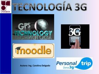 TECNOLOG�A 3G
