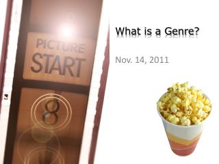 What is a Genre?