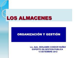 LOS ALMACENES