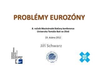 PROBLÉMY EUROZÓNY