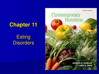 Chapter 11  Eating Disorders
