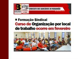 Estrutura Sindical no Brasil