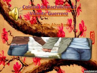Colegio de Bachilleres 6  Vicente Guerrero