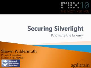 Securing Silverlight